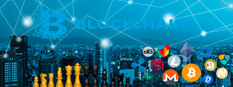 OM on Blockchain? New release of 8,196,295 games
